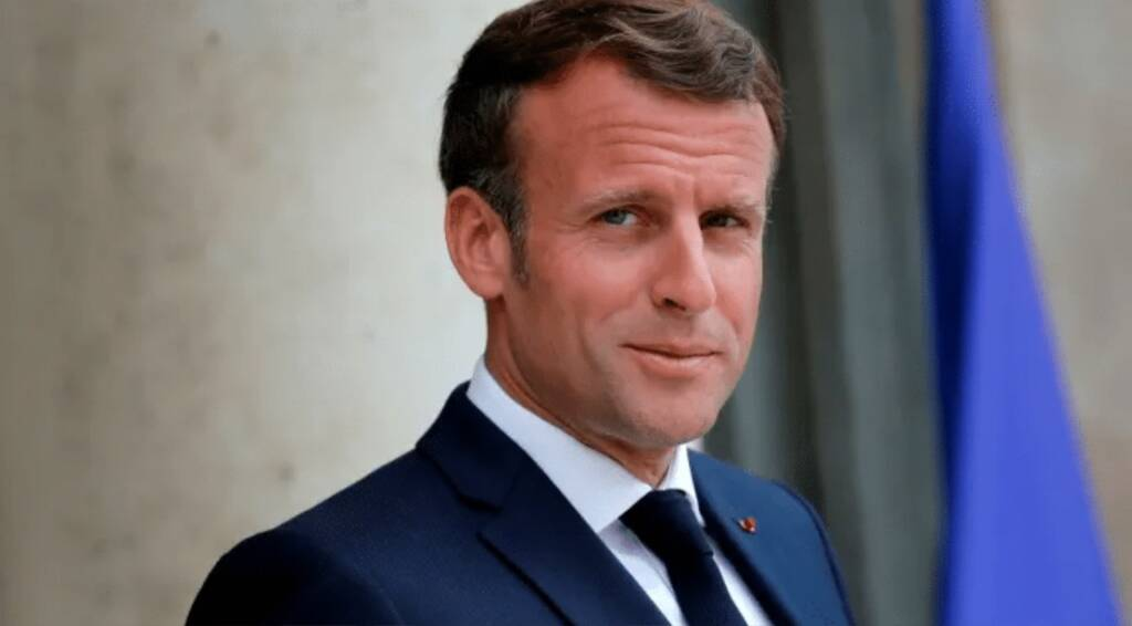 Emmanuel Macron, Islam