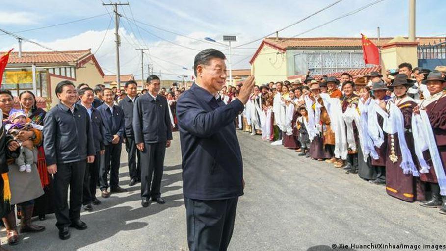 Xi Jinping, China, Tibet, India