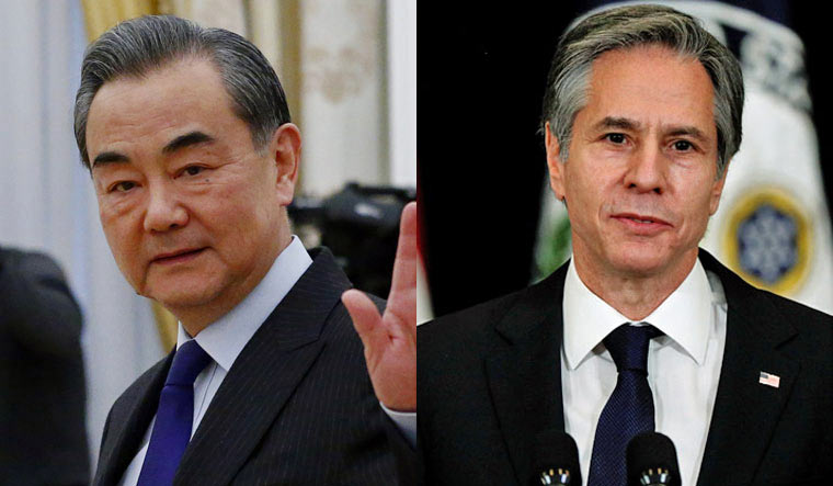 First Alaska, now G20: It seems that Chinese foreign minister Wang Yi loves humiliating Antony Blinken